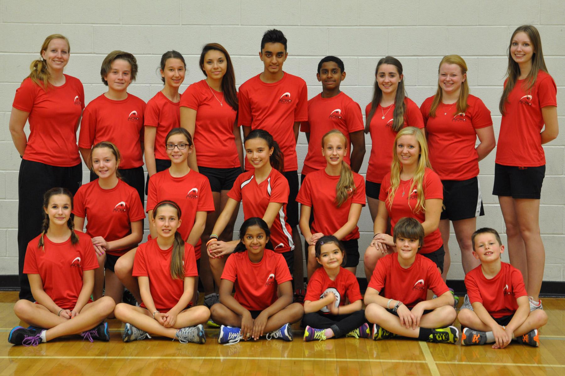 BAR Team 2013-2014