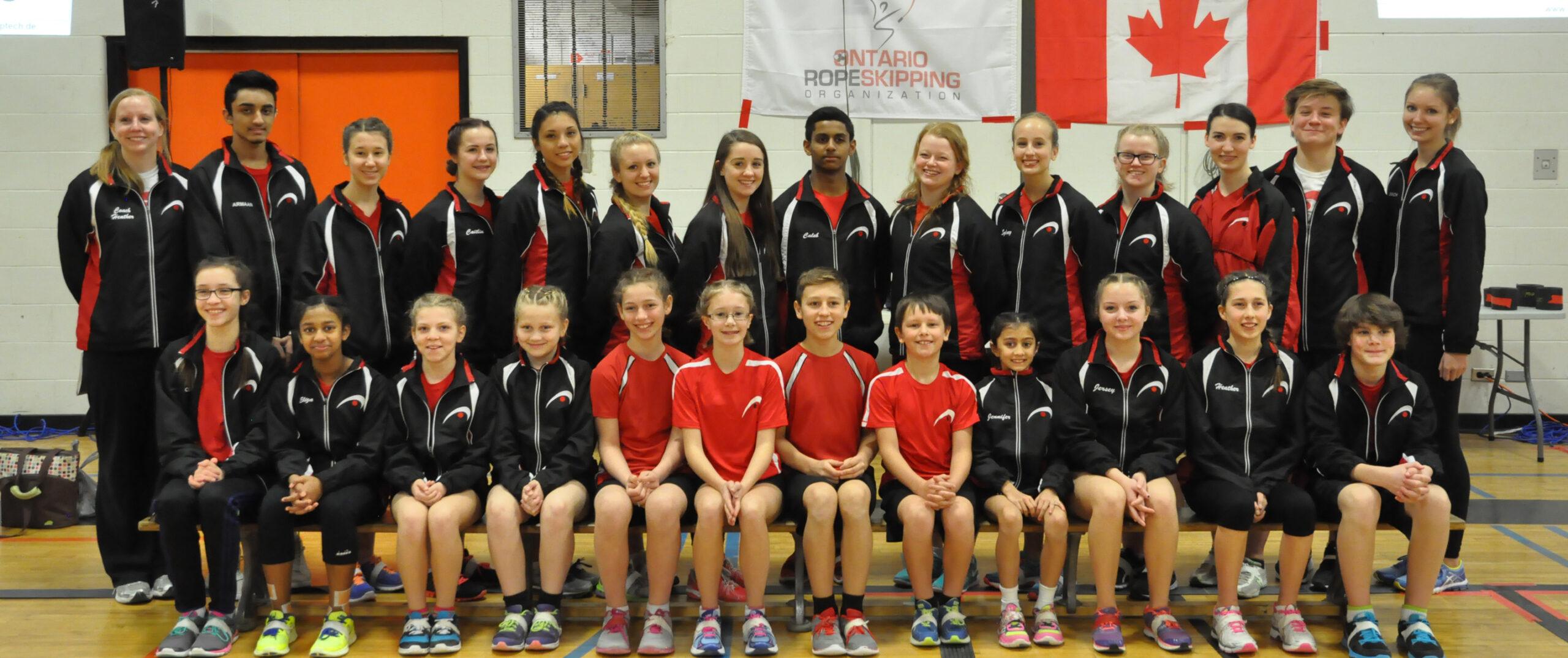 BAR Team 2014-2015